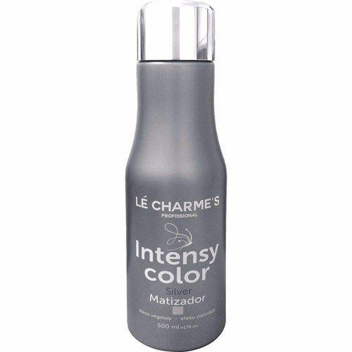 Máscara Matizadora Intensy Color Silver Le Charmes 500ml