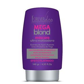 Máscara Matizadora Mega Blond Ultra Matizadora 140Gr
