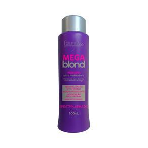 Máscara Mega Blond Forever Liss - Ultra Matizadora - 500ml