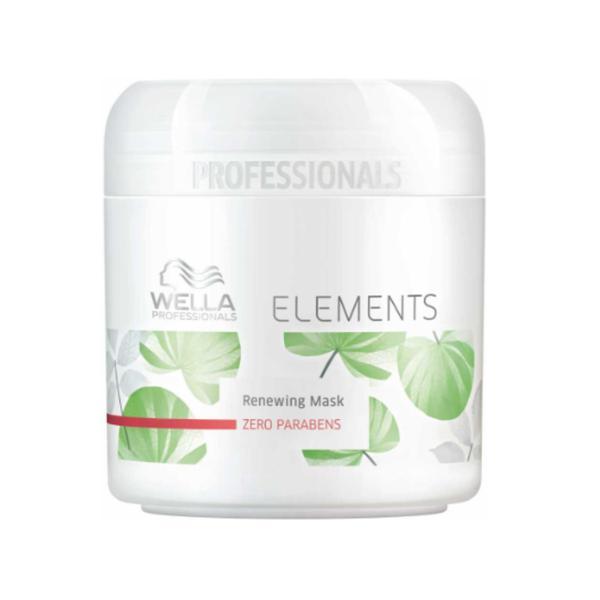 Máscara Regeneradora Elements Wella 150ml