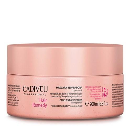 Máscara Reparadora Cadiveu Hair Remedy 200ml