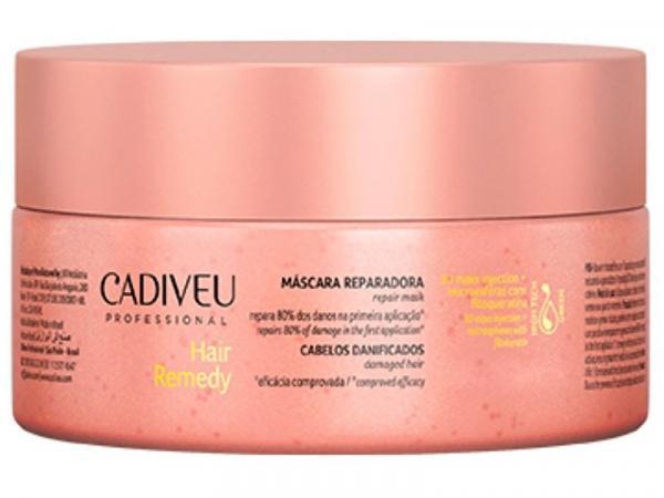 Máscara Reparadora Hair Remedy 200ml - Cadiveu