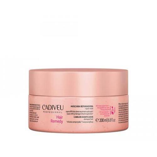Máscara Reparadora Hair Remedy Cadiveu 200ml