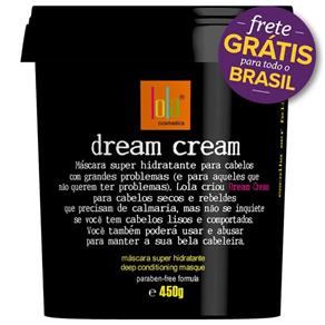 Máscara Super Hidratante Dream Cream - 450G