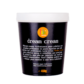 Máscara Super Hidratante Dream Cream 450g