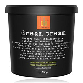 Máscara Super Hidratante Lola Dream Cream - 150g