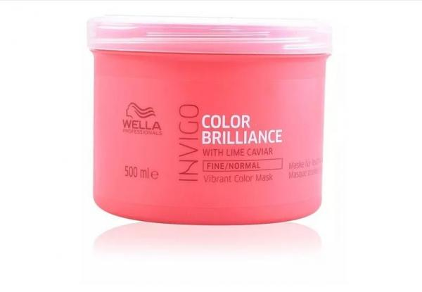 Invigo Color Brilliance Máscara 500ml - Wella