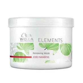 Máscara Wella Professionals Elements Renewing Mask - 500ml