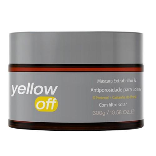 Máscara Yellow Off 300g Extrabrilho