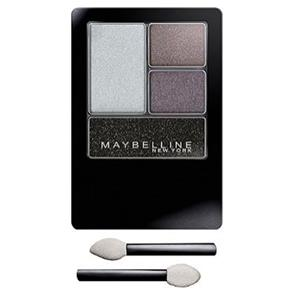 Maybelline Expert Wear Quad Sombra - 04q - Charcoal Smokes