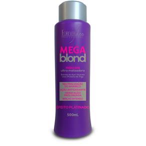 Mega Blond - Máscara Ultra Matizadora