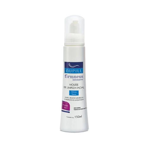 Mousse de Limpeza Facial Nupill Vit B5 150ml