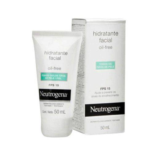 Neutrogena Oil Free com Fps15 50ml