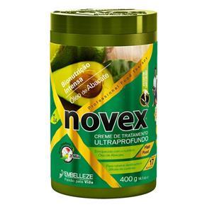 Novex Óleo de Abacate Creme de Tratamento 400g