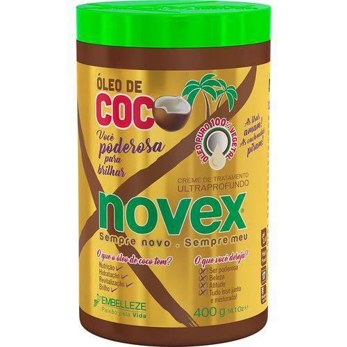Novex Óleo de Coco Creme de Tratamento 1kg