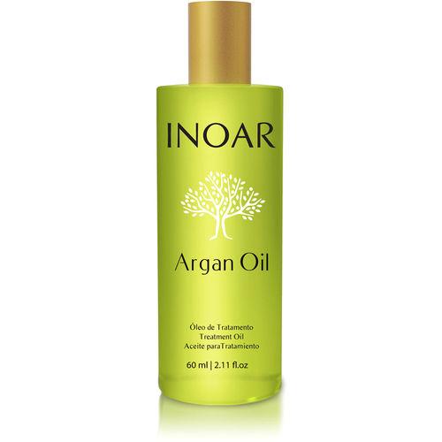 Óleo Capilar Argan Oil Inoar - 60ml