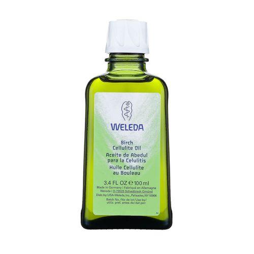 Óleo de Bétula Natural para Celulite 100ml – Weleda