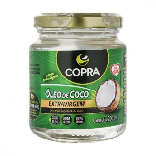 Oleo de Coco 200mL COPRA