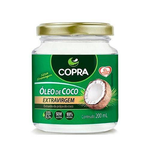 Oleo de Coco Copra 200ml