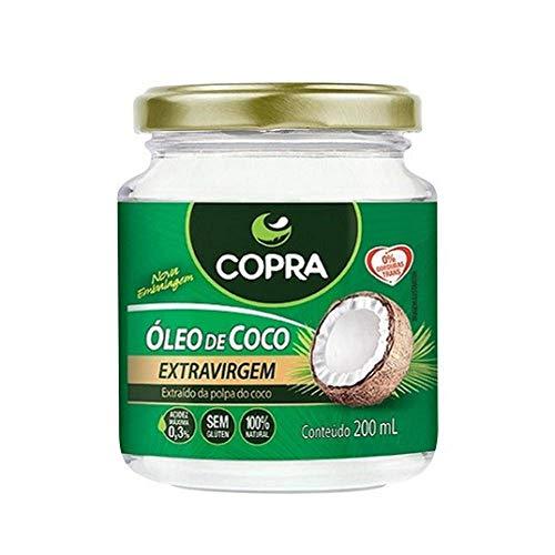 Óleo de Coco Extra Virgem 200ml - Copra Copra