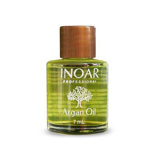 Óleo de Tratamento Argan Oil Inoar 7ml