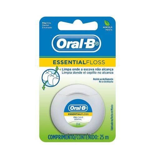 Oral B Menta Fio Dental 25m