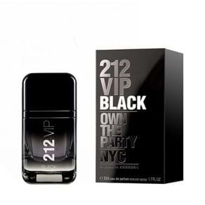 Perfume 212 VIP Black Masculino Eau de Parfum 50ml