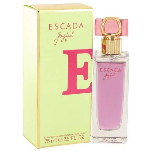 Perfume Feminino Joyful Escada 75 Ml Eau de Parfum