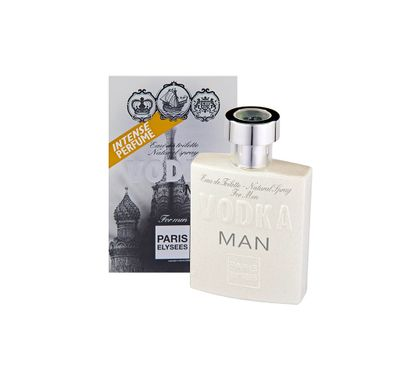 Perfume Masculino Vodka Man 100ml - Paris Elysees
