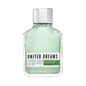 Perfume United Dreams Be Strong Masculino Eau de Toilette 200ml