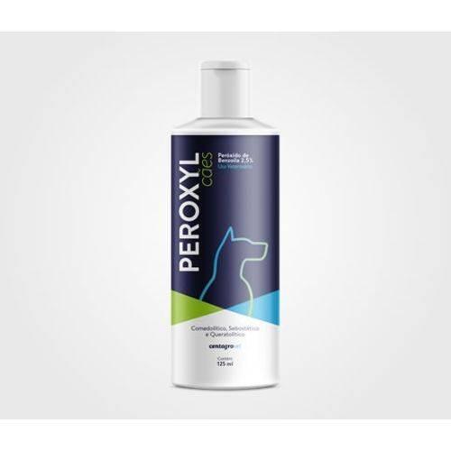Peroxyl 125 Ml Shampoo para Cães Centagro