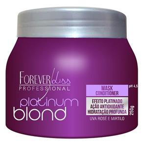 Platinum Blond Forever Liss - Máscara Matizadora - 250g