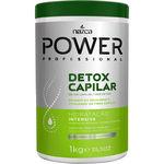 Power Máscara de Hidratação Intensa Detox