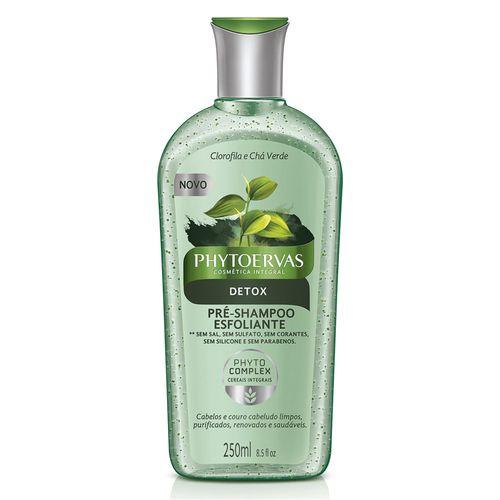 Pré-Shampoo Phytoervas Detox 250ml