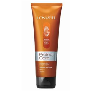 Protect Care Lowell - Shampoo Hidratante 240ml