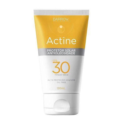 Protetor Solar Actine Fps30 120ml