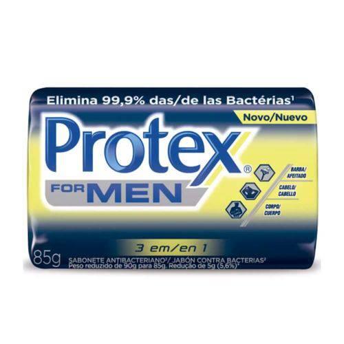Protex 3em1 Men Sabonete 85g