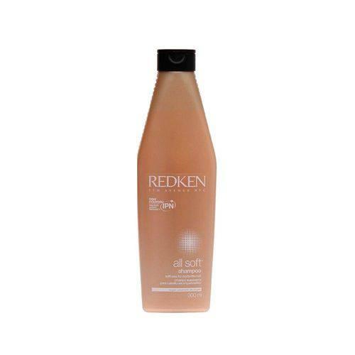 Redken All Soft Shampoo 300 Ml