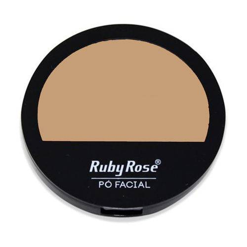 Ruby Rose Pó Compacto - Cor Pc01