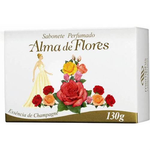 Sab Alma Flores 130g-cx Flor Bca