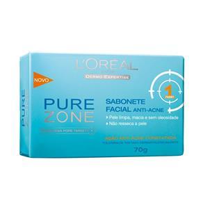 Sabonete Anti-Acne Pure Zone 70g