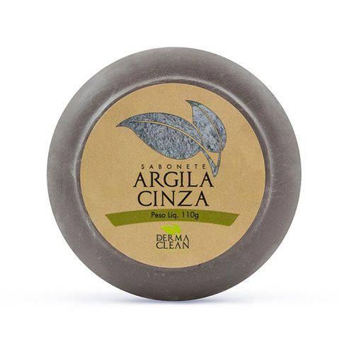 Sabonete Argila Cinza 110 G - Derma Clean