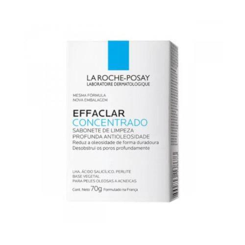 Sabonete Effaclar Limpeza Profunda Antiacne Pele Oleosa