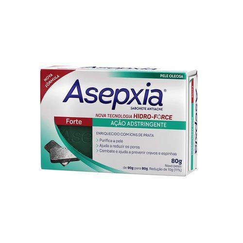 Sabonete Facial Asepxia Forte 80g