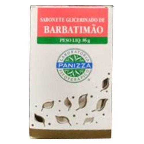 Sabonete Glicerinado de Barbatimão 85g - Panizza