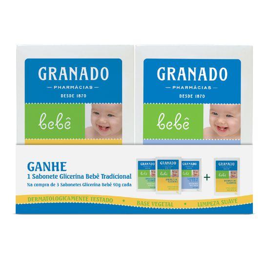 Sabonete Granado Bebe L4p3 90g