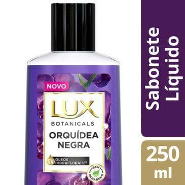 Sabonete Lux Orquidea Negra 250ml