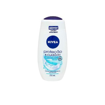 Sabonete Nivea Bath Care Fresh 250ml