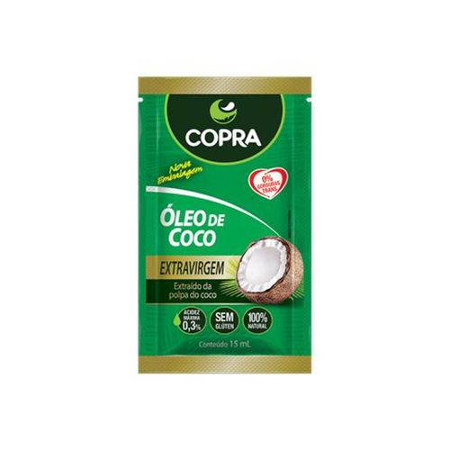 Sachê Óleo de Coco Extravirgem 15ml - Copra