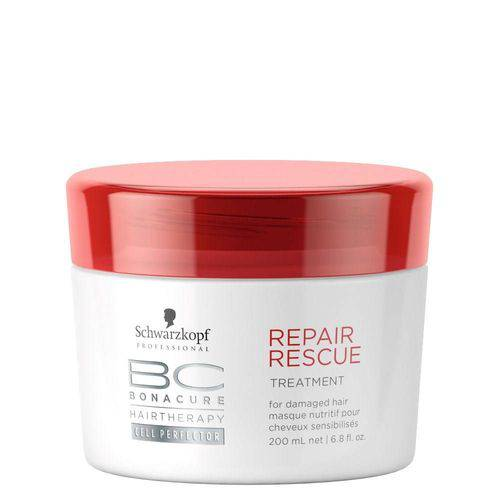 Schwarzkopf Repair Rescue Máscara Reestruturante Intensa 200ml